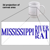 River Rat Coffee Cup